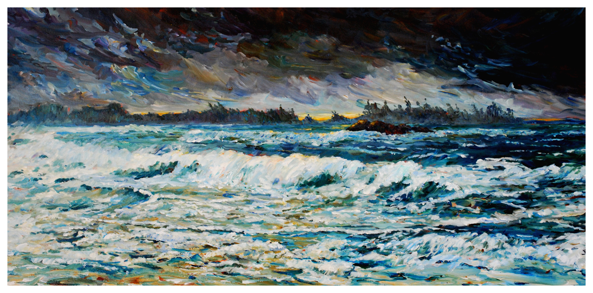 storms up-24x48-$2350
